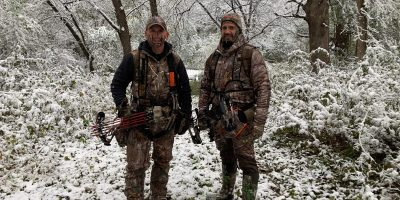 iBowhunt Founders (Kevin & Andy))
